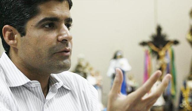 ACM Neto, reeleito prefeito de Salvador, tem fortuna estima em quase R$ 28 milhões - Foto: Fernando Amorim | Ag. A TARDE