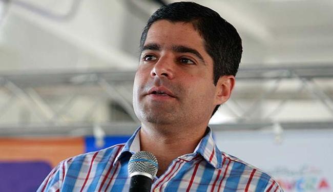 ACM Neto ganhou com folga e vai comandar a prefeitura por mais quatro anos - Foto: Joá Souza | Ag. A TARDE | 25.08.2015