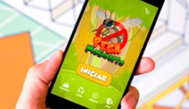 O Pega Mosquito por ser baixado em celulares com sistema android - Foto: Divulgação l Prodam