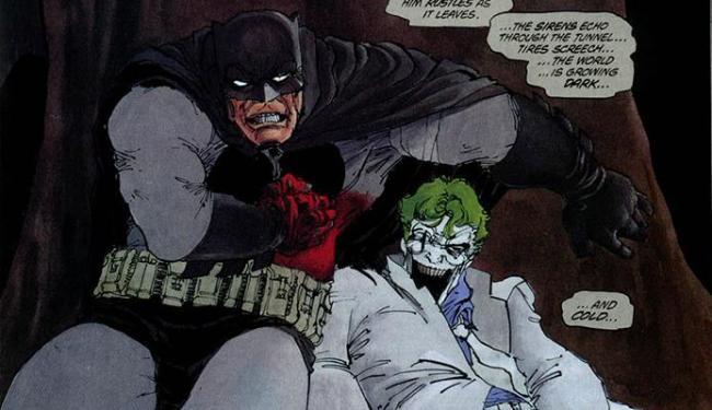 Batman - O Cavaleiro das Trevas foi uma das HQs lançadas em 1986 - Foto: Divulgação