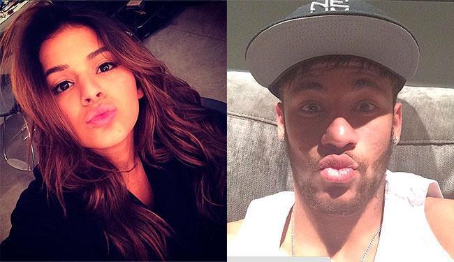 Bruna Marquezine e Neymar foram juntos ao evento da marca 'Tois' neste sábado, 8. - Foto: Reprodução | Instagram
