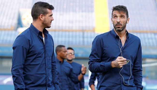 Buffon pregou cautela para o jogo contra a Espanha nesta quinta-feira, 6 - Foto: Antonio Bronic | Reuters