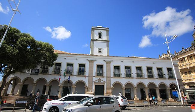 A eleição para presidente da Câmara de Salvador ocorre apenas no dia 2 de janeiro - Foto: Joá Souza | Ag. A TARDE l 23.8.2016