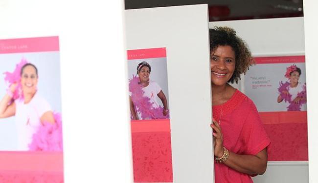 Após vencer câncer, Genivalda Ferreira, 46, aconselha quem enfrenta a doença - Foto: Adilton Venegeroles | Ag. A TARDE