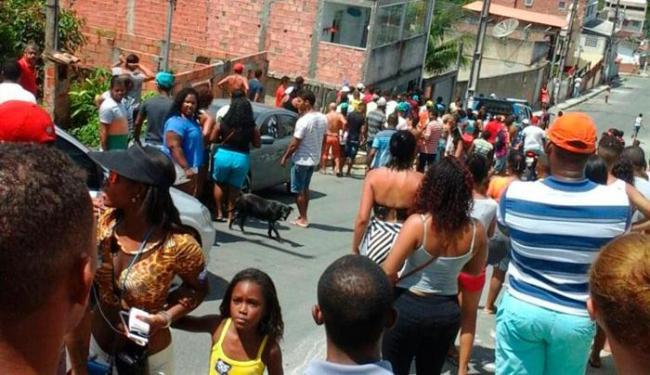 O crime ocorreu às 12h40 deste domingo, 2, na cidade de Simões Filho - Foto: Reprodução | Simões Filho Online