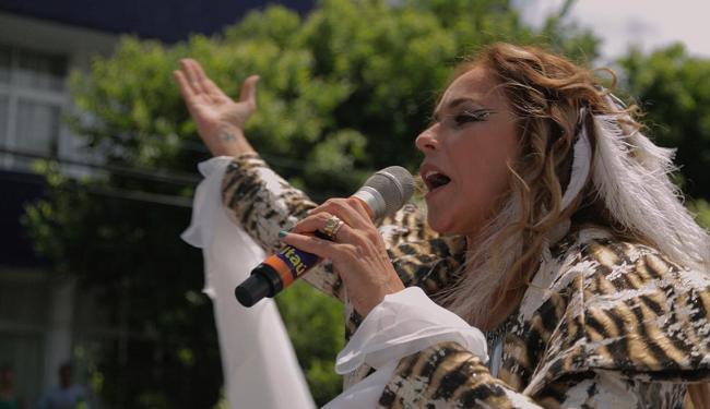 Daniela Mercury no documentário Axé: Canto do Povo de um Lugar - Foto: Rodrigo Maia l Macaco Gordo l Divulgação