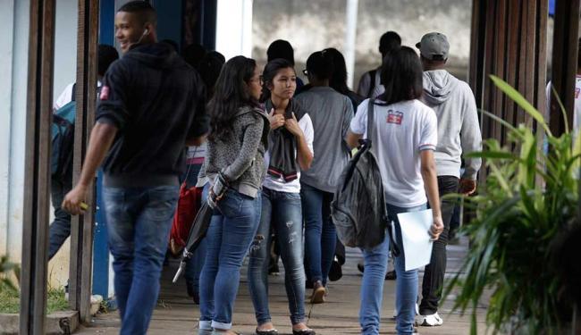 Resultados do Enem por Escola revelam desigualdade - Foto: Joá Souza   Ag. A TARDE