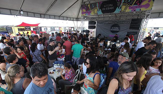 Stella Maris recebe a Feira da Cidade neste fim de semana - Foto: Raul Spinassé l Ag. A TARDE