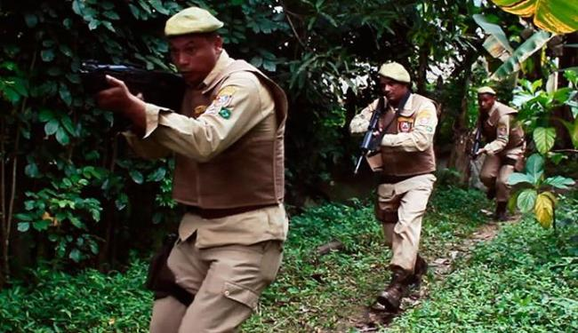 Rondesp Tropa de Elite Bahia foi gravado durante dois anos em Salvador, RMS e interior - Foto: Divulgação