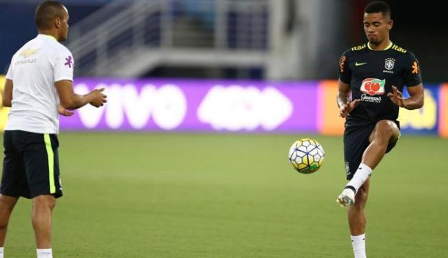 O jogador chegou em Natal na terça-feira, 4, após jogar contra o Santa Cruz na segunda-feira, 3 - Foto: Lucas Figueiredo   CBF