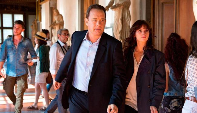Tom Hanks e Felicity Jones protagonizam longa - Foto: Divulgação