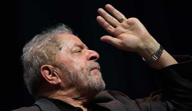 Instituto de Lula foi informado da decisão - Foto: AP Photo   Felipe Dana
