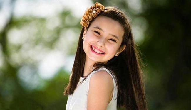 Manoela Antelo, de 11 anos, foi eleita uma das cinco crianças brasileiras mais influentes nas redes - Foto: Divulgação
