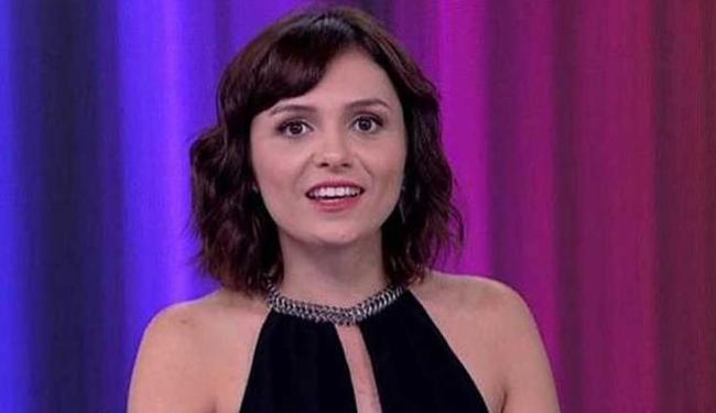 Mônica Iozzi afirma que não houve qualquer tipo de ofensa ao ministro - Foto: Reprodução   TV Globo