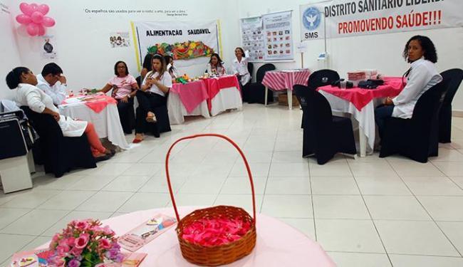 Diversas empresas criaram iniciativas para as mulheres vítimas do câncer de mama - Foto: Margarida Neide   Ag. A TARDE