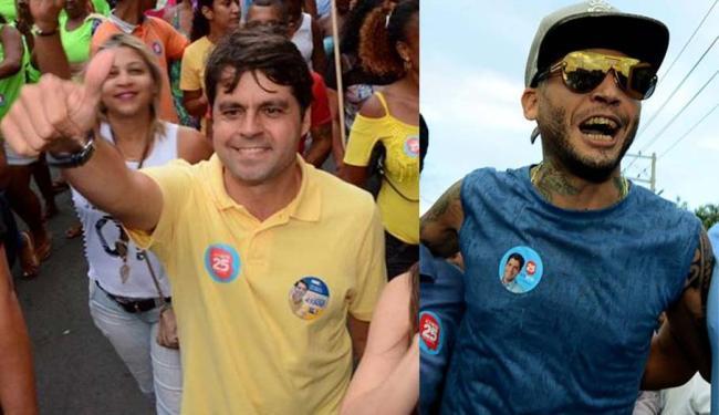 Paulo Câmara foi quem conquistou mais votos; estreante, Igor Kannario talvez seja o mais diferente - Foto: Divulgação e Valter Pontes   Coperphoto