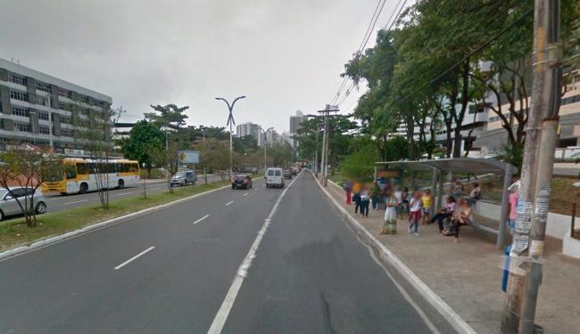 Assim que as obras da região foram concluídas, o ponto será reativado - Foto: Reprodução | Google Maps