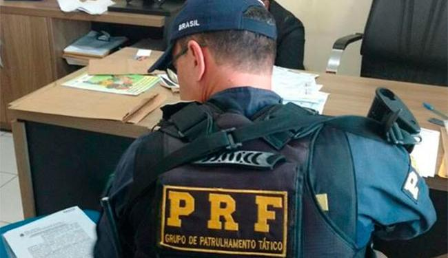 Foram cumpridos oito mandados de busca e apreensão - Foto: Divulgação | PRF