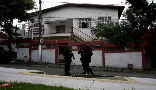 Operação aconteceu na manhã desta terça-feira na sede do partido em Salvador - Foto: Edilson Lima | Ag. A TARDE