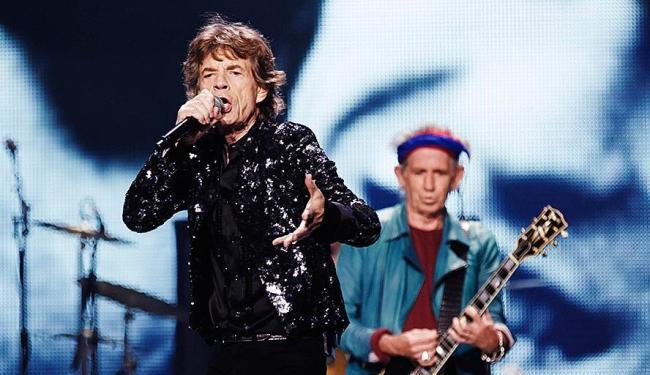 Rolling Stones anunciam lançamento do disco