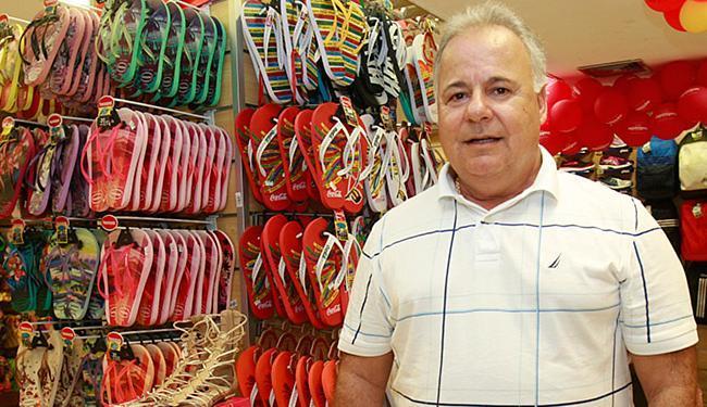 Prestes a inaugurar a 5ª loja, Samuel planeja contratar 25 pessoas - Foto: Margarida Neide l Ag. A TARDE