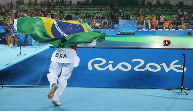 Taekwondo é um dos esportes que pode sofrer com cortes em verbas - Foto: Saulo Cruz   Exemplus   COB