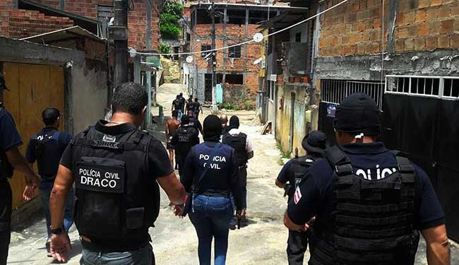 Operação aconteceu na manhã desta quinta-feira, 11 - Foto: Ascom | Polícia Civil