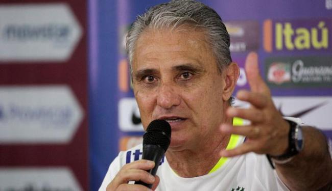 Tite confirmou o time que joga nesta terça, 11, e elegiou a seleção da Venezuela - Foto: Marco Bello   Reuters