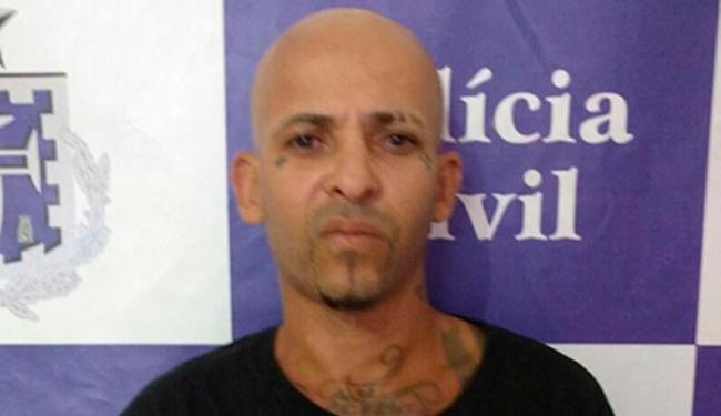 Vanderlei já tinha passagem por tráfico de drogas no município de Mundo Novo - Foto: Divulgação