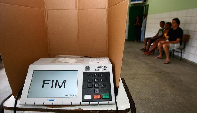 No pleito deste ano, o índice de abstenções chegou a 17,6% - Foto: Iracema Chequer | Ag. A TARDE