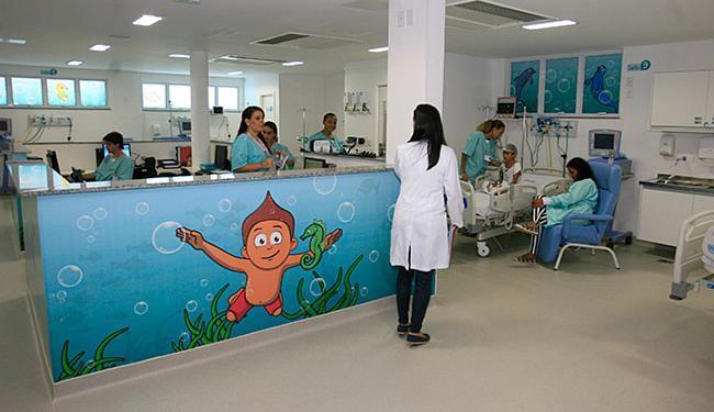 Estimativa é ampliar cirurgias em 40%. Nova UTI funcionará com verba estadual - Foto: Luciano da Mata l Ag. A TARDE