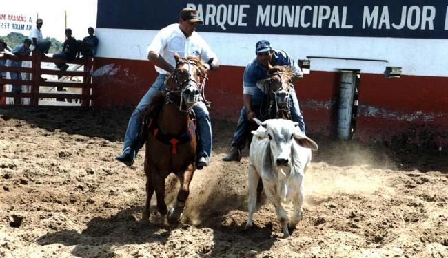 A prática foi considerada ilegal porque foi relacionada a maus-tratos a animais - Foto: Divulgação | Prefeitura Formosa do Rio Preto