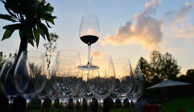 Um total de 16 amostras de vinho foi selecionado entre 75 representativas da safra de 2016 - Foto: Gilmar Gomes | Divulgação