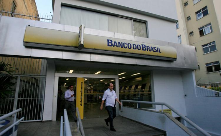 Banco do Brasil do Canela foi assaltado na tarde desta sexta - Foto: Adilton Venegeroles   Ag. A TARDE