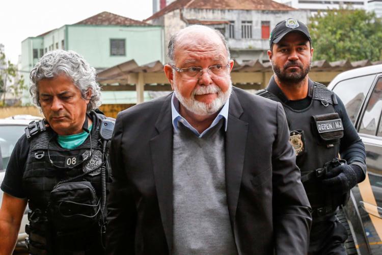 Ex-presidente da construtora OAS, Léo Pinheiro foi preso na Operação Lava Jato - Foto: Paulo Lisboa | Brazil Photo Press
