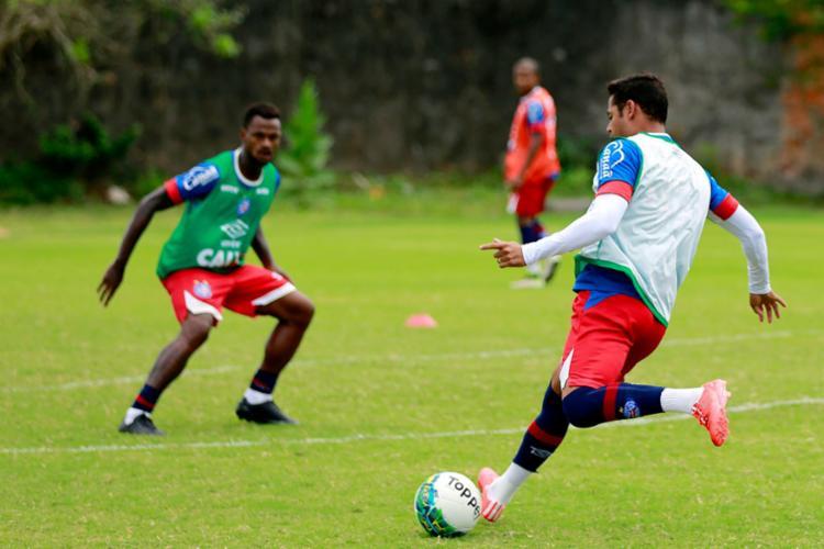 Tricolor inicia preparação para novo desafio - Foto: E.C. Bahia | Divulgação