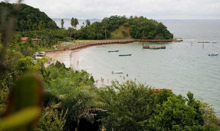 Em 2015, praia participou de projeto piloto - Foto: Joá Souza | Ag. A TARDE