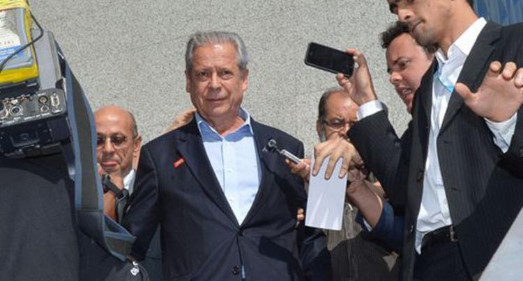 No entanto, ex-ministro continuará preso porque foi condenado a 20 anos e dez meses na Lava Jato - Foto: Rodrigues Pozzebom l Agência Brasil