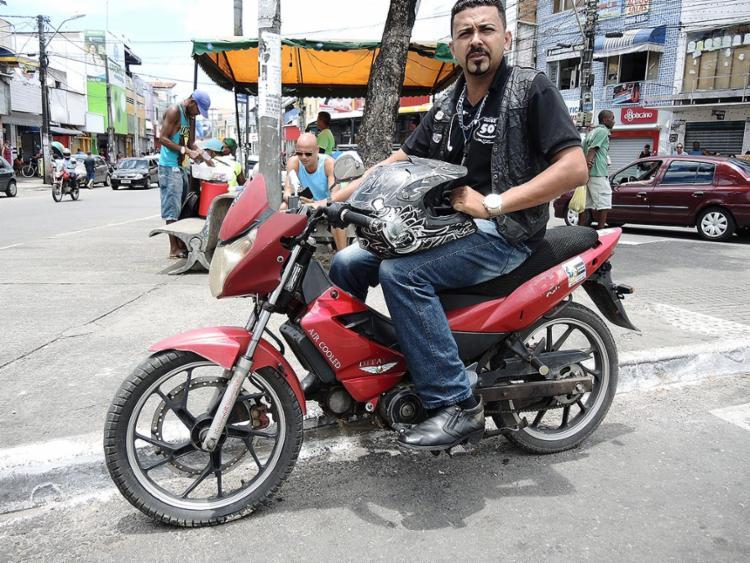 Diermerson: passeata, amanhã, pedirá ao MP prorrogação da data para lei vigorar - Foto: Xando Pereira l Ag. A TARDE