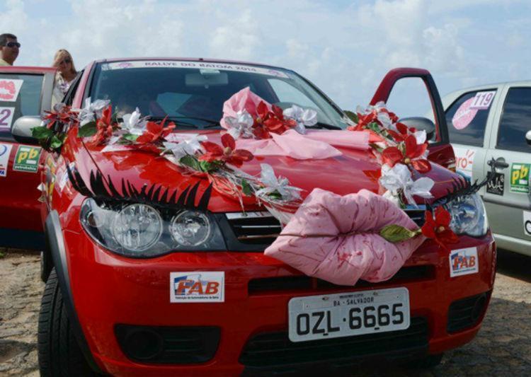 Dia 29 de outubro é realizado a 24ª edição do Rallye do Batom - Foto: Divulgação