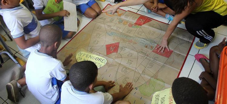 A rede municipal de ensino conta com mais de 82 mil alunos - Foto: Tiago Barros l Ascom-Codesal