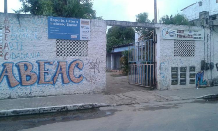 'Aulão' acontecerá na sede da Associação Beneficente Educação, Arte e Cidadania - Foto: Divulgação   ABEAC