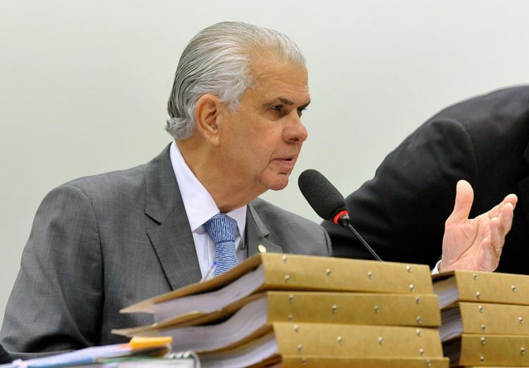 Araújo diz que R$ 124 milhões serão aplicados na compra de itens como tratores - Foto: Luis Macedo l Câmara dos Deputados l 7.6.2016