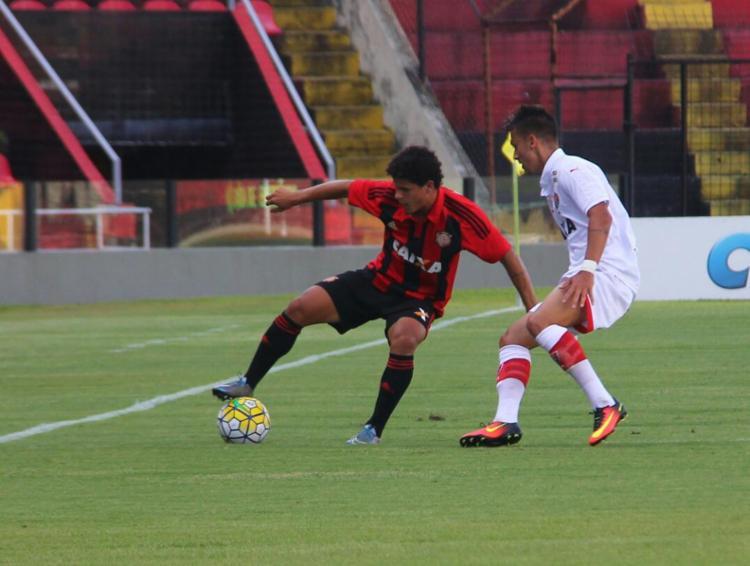 Vitória não conseguiu bater o Sport fora de casa - Foto: Williams Aguiar   Sport Club do Recife
