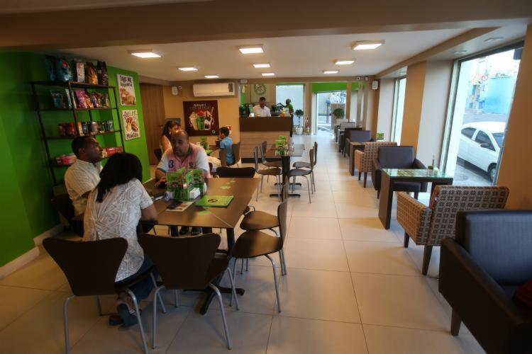 A Deltaexpresso é o primeiro dos empreendimentos que serão instalados na área do Fera Palace Hotel - Foto: Lúcio Távora | Ag. A TARDE