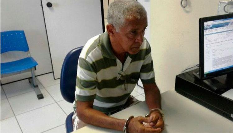 Idoso alegou que marcou encontro para pedir desculpas para o menino - Foto: Aldo Matos | Reprodução | Acorda Cidade