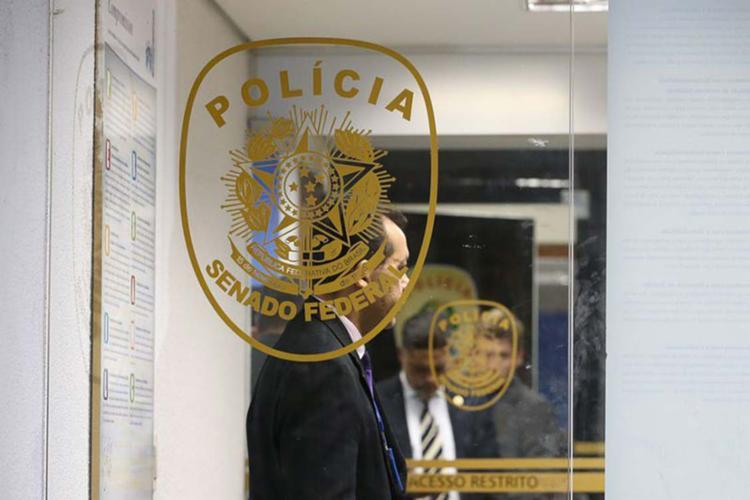 PF prende agentes da Polícia Legislativa do Senado - Foto: José Cruz | Agência Brasil