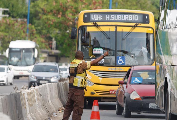 As interdições acontecem no sábado e no domingo - Foto: Joá Souza | Ag. A TARDE
