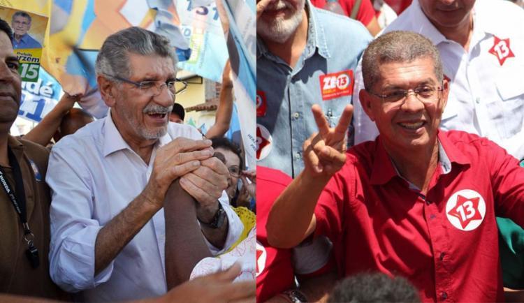 Segundo turno coloca em xeque a hegemonia do PT na cidade de Vitória Conquista - Foto: José Silva e Ba.Foto | Divulgação
