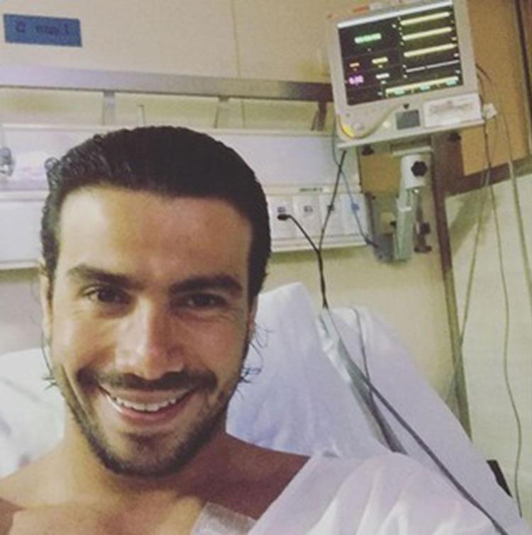 Mariano estava internado desde o último dia 18 - Foto: Reprodução   Instagram